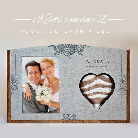 Homok ceremónia szett (Keleti románc 2)