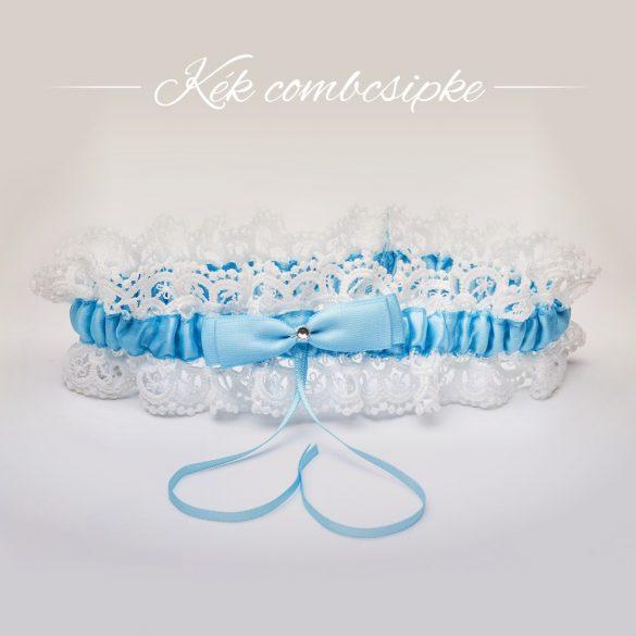 Kék combcsipke